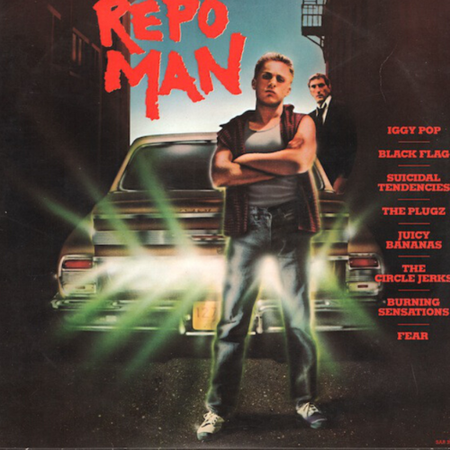 9: Repo Man