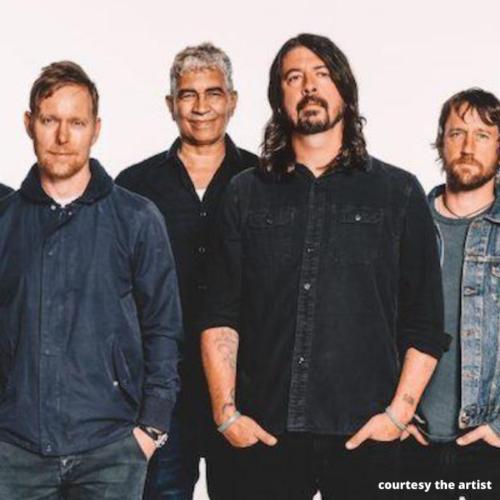 11. Foo Fighters