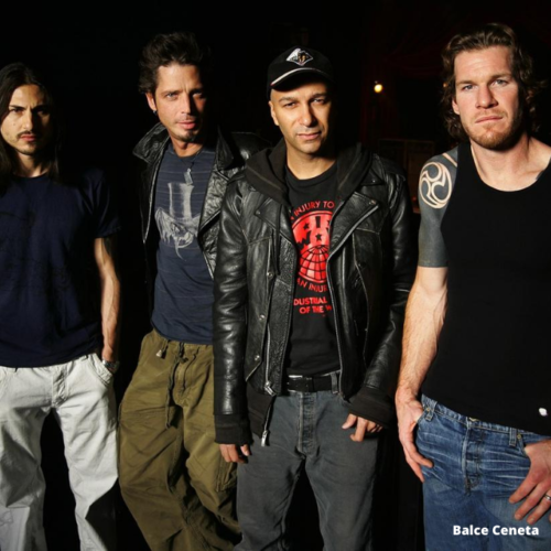 9. Audioslave