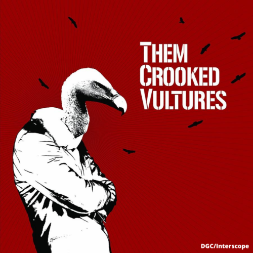 3. Them Crooked Vultures