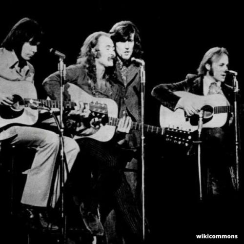 2. Crosby, Stills, Nash, and Young