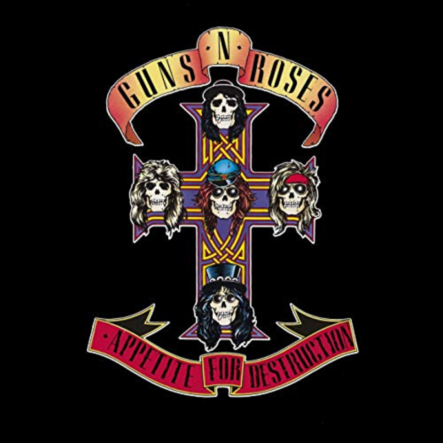 11. Guns N' Roses | Appetite For Destruction