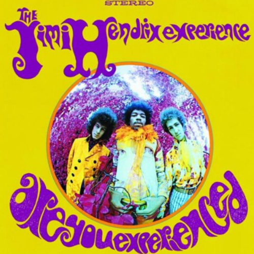6. Jimi Hendrix | Are You Experienced?