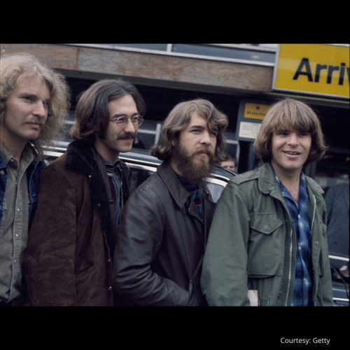 9. Credence Clearwater Revival