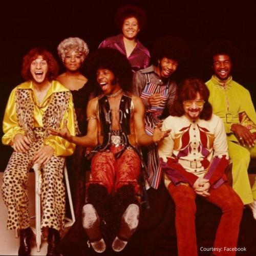 8. Sly & The Family Stone