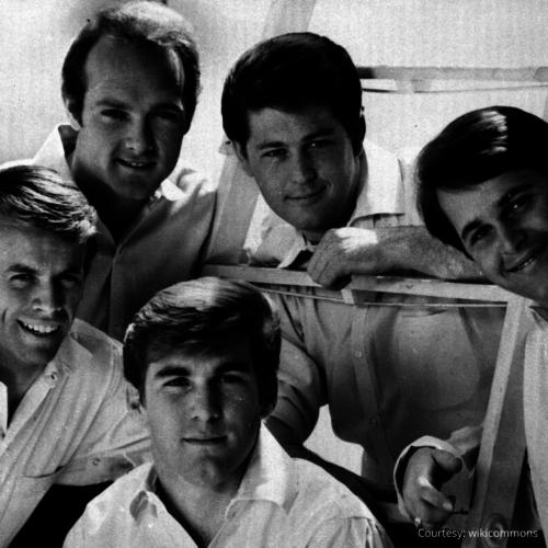 3. The Beach Boys