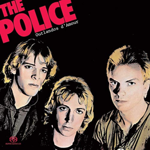 17. The Police | Outlandos d'Amour