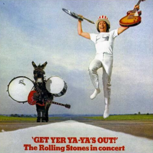 11. The Rolling Stones | Get Yer Ya Ya's Out