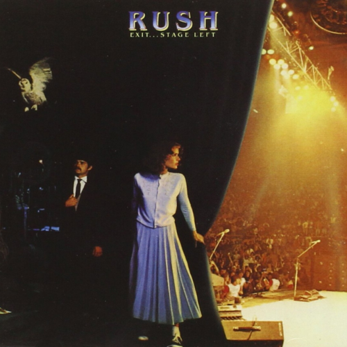 18. Rush | Exit Stage Left