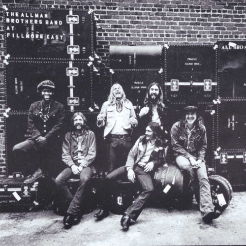 2. The Allman Brothers Band | Live At The Fillmore East