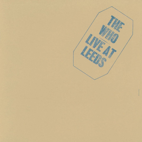 5. The Who | Live At Leeds
